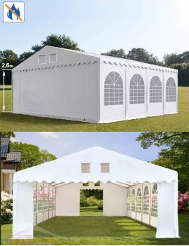 Tents 5 Mt. Width - 550 g / m2