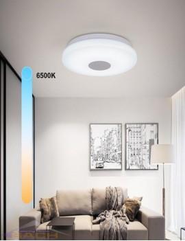 Lámpara de Techo Inteligente