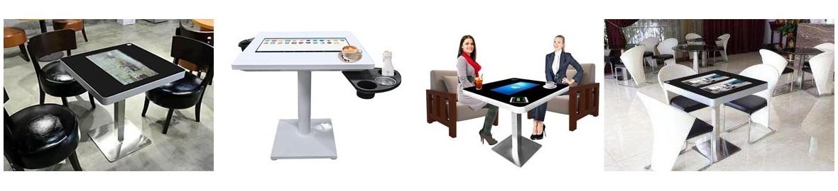 Mesas interativas