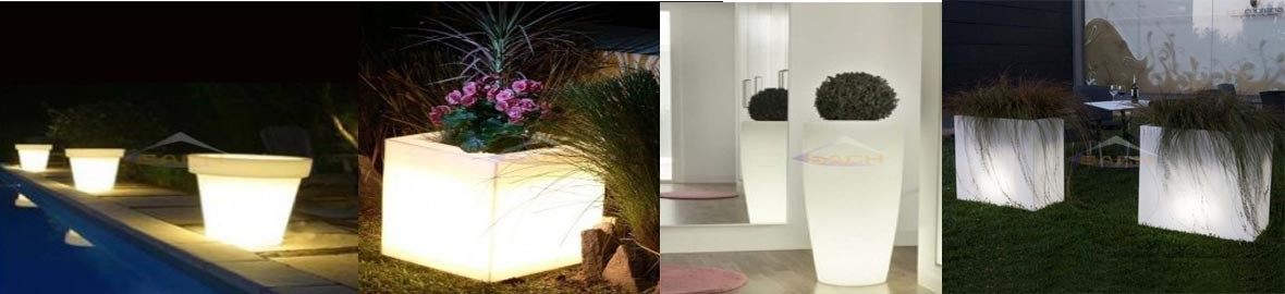 Furniture with LED LIGHT, the impact and influence on a suitable LEDs decoration, is immense
