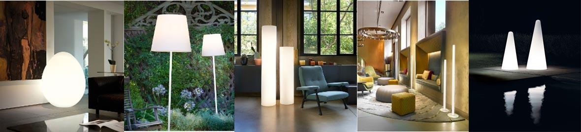 Cada ambiente deve ter iluminação e não importa abusar das lâmpadas.